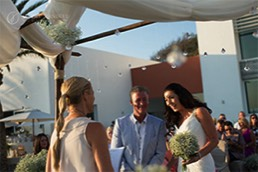 getting married on a beach in spain