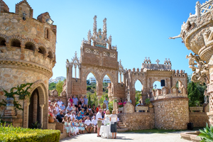 get married in a castle in spain