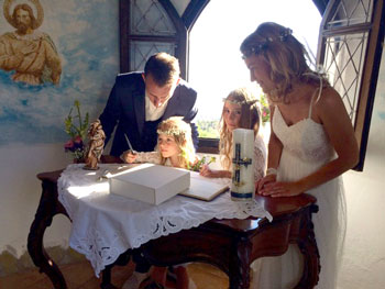 destination wedding, tarifa chapel