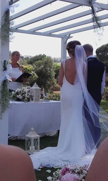 spanish wedding in marbella