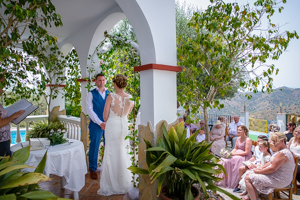 costa del sol villa wedding